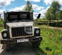 В Туле «сбежавший» грузовик повредил газопровод