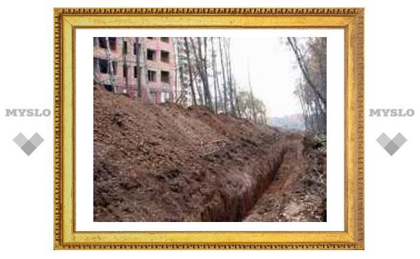 В Новомосковске слесарь погиб под завалом