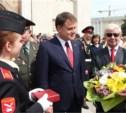 Владимир Груздев поздравил Суворовское училище с 70-летием