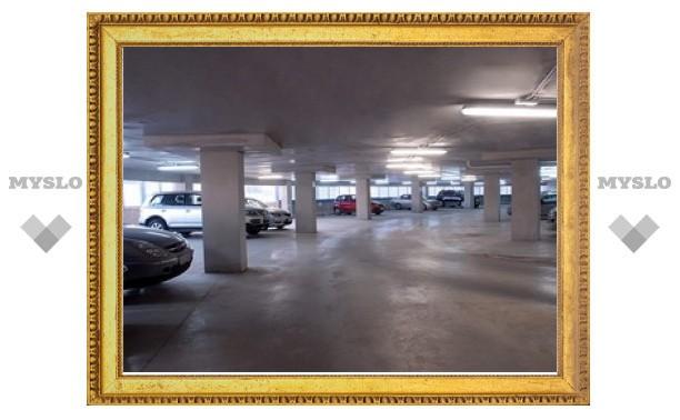 Спасут ли многоуровневые парковки Тулу от транспортного коллапса?