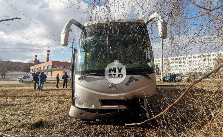 В Тульской области гаишники массово проверят автобусы
