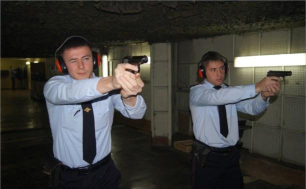 В Туле выбирают лучшего полицейского