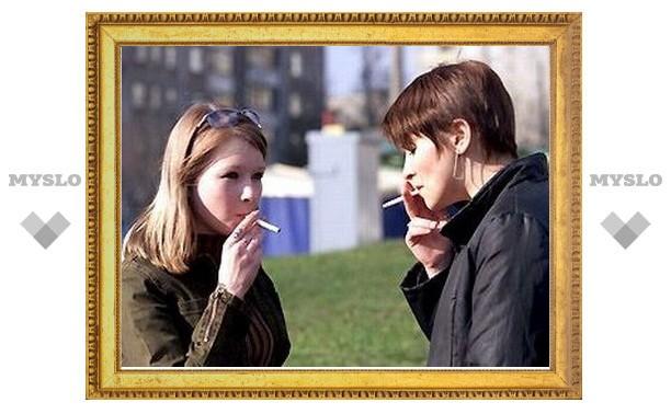 Россию признали самой курящей страной