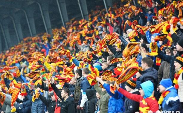 С 14 марта стартует продажа билетов на матч «Арсенал» – «Енисей»