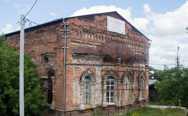 В Пролетарском районе приступили к благоустройству территории старообрядческого храма