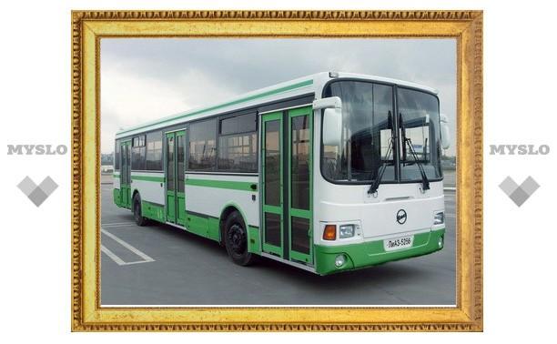 Тульский автобус пойдет по-другому