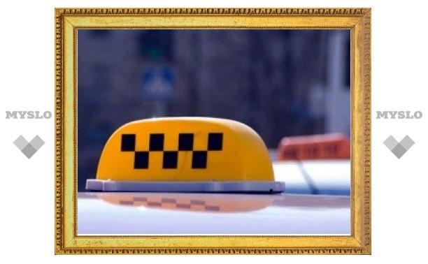 На тульские такси открыта охота