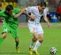 «Арсенал» с минимальным счётом проиграл «Рубину» – 1:0