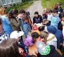 Кризисный центр помощи женщинам устроил праздник для маленьких туляков