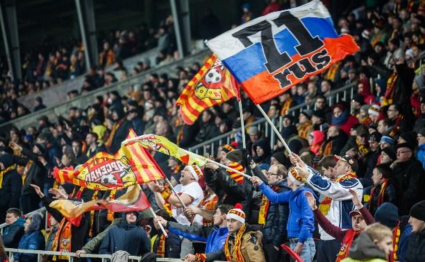 25 марта стартует продажа билетов на матч «Арсенал» – «Томь»