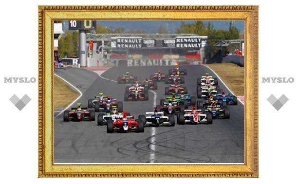В России впервые пройдет гонка Формулы-Renault 3.5
