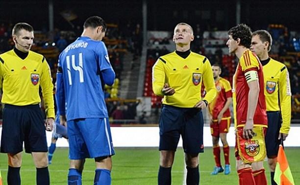 Футбольный матч «Зенит» — «Арсенал» рассудит рефери из Азова
