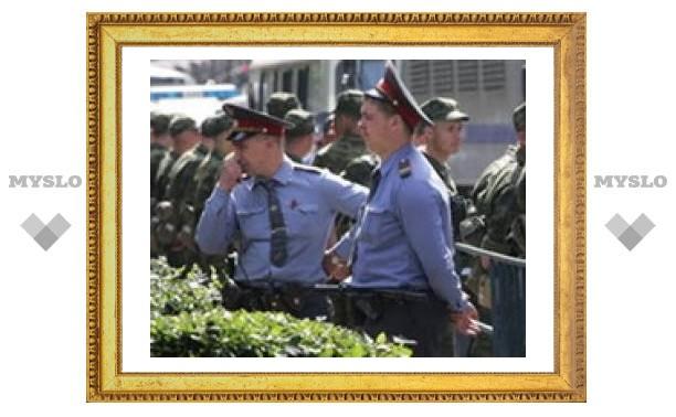 200 000 милиционеров обеспечат порядок в России