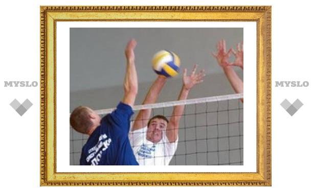 Поддержи тульских волейболистов!