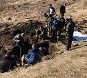 В Тульской области найдены останки двух солдат вермахта