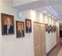 В правительстве Тульской области открыта галерея почетных граждан