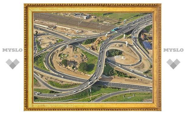 К 2014 году в Туле появится крупная транспортная развязка