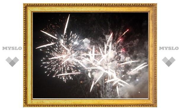 В Дубне запретили фейерверк на городском празднике