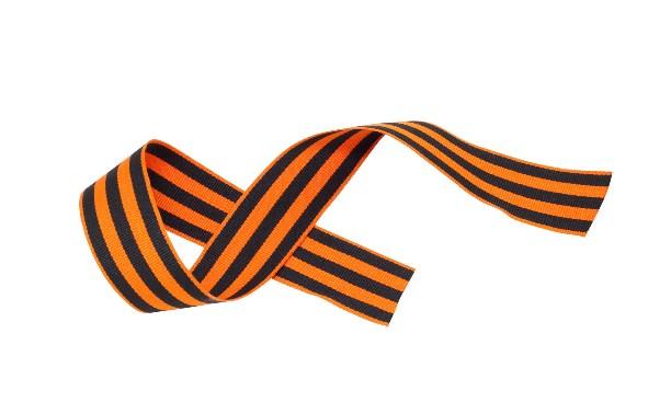 С 22 апреля в Туле будут раздавать георгиевские ленточки