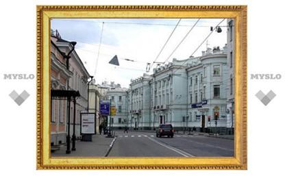 В центре Москвы произошла массовая драка