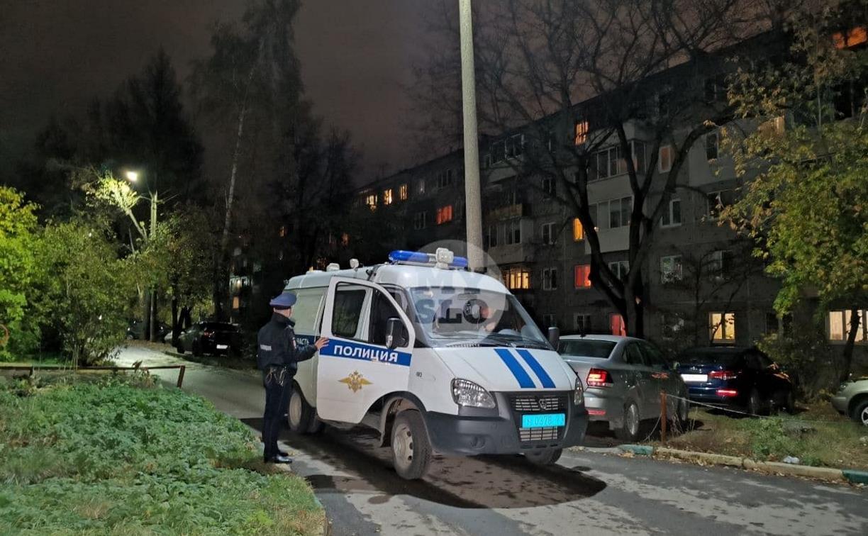 На Красноармейском проспекте в Туле двое разбойников напали на прохожего