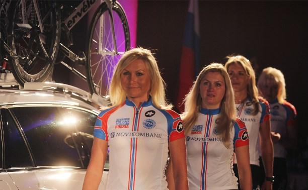 Тульская велосипедистка выступит на чемпионате мира в Лондоне