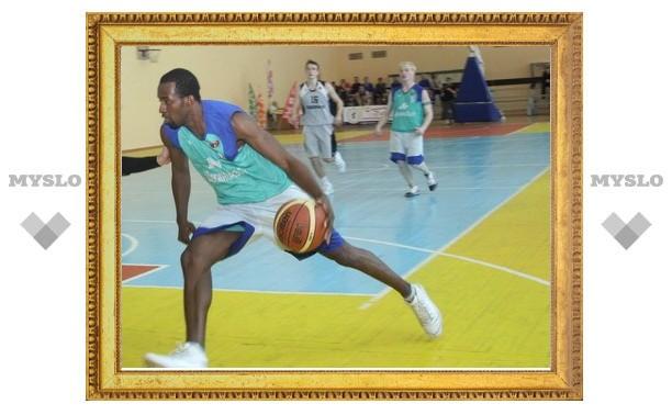 Баскетбольные «монстры» Тульской области сыграли вничью