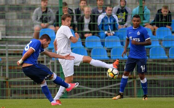 Матч «Арсенал» – «Динамо» завершился со счётом 1:1