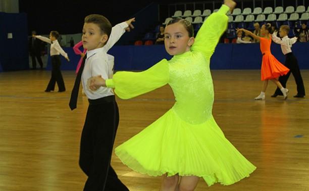 Тульская пара по спортивным танцам стала чемпионом округа