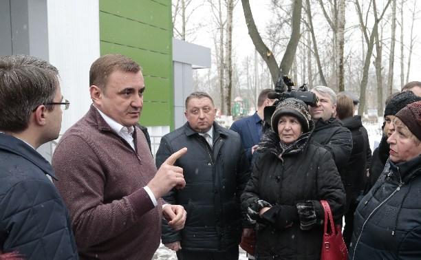 Почему ФОК в Кимовске построили не из кирпича?