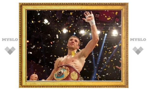Дмитрий Пирог заменил одного чемпиона другим