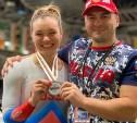 Тульская велосипедистка Анастасия Войнова завоевала серебро чемпионата мира