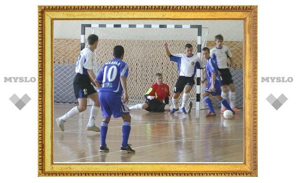 В Туле пройдет областной турнир по мини-футболу