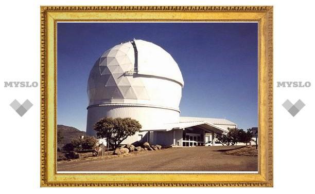 США и Китай построят самый большой телескоп
