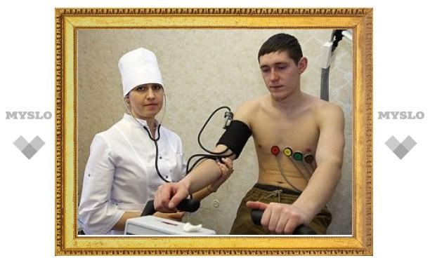Доступ к бесплатной медпомощи имеет половина российских военных