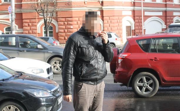 Эксклюзив: в Туле очевидцы спасли жертву похищения