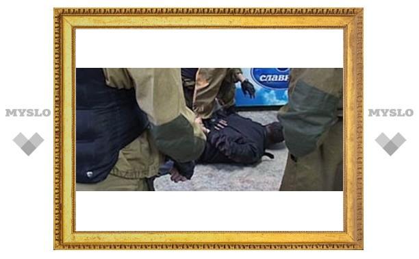 Под Тулой арестовали узбека-героинщика