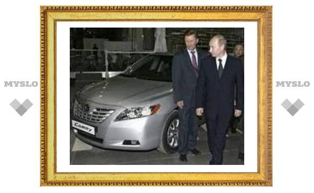 Иномарки российской сборки подешевеют