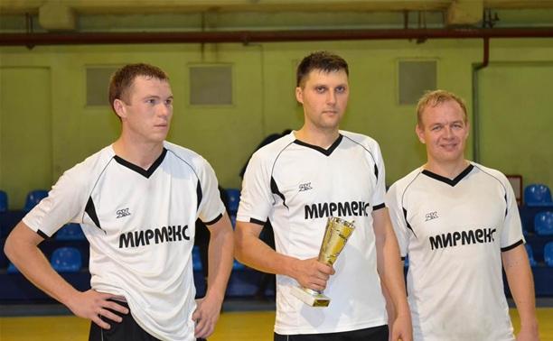 Тульские футбольные арбитры завоевали серебро на турнире в Воронеже