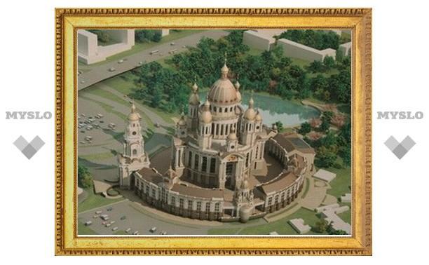 Строительство самого высокого в Европе православного собора хотят освободить от налогов