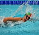 Новомосковская пловчиха стала второй на этапе Кубка мира