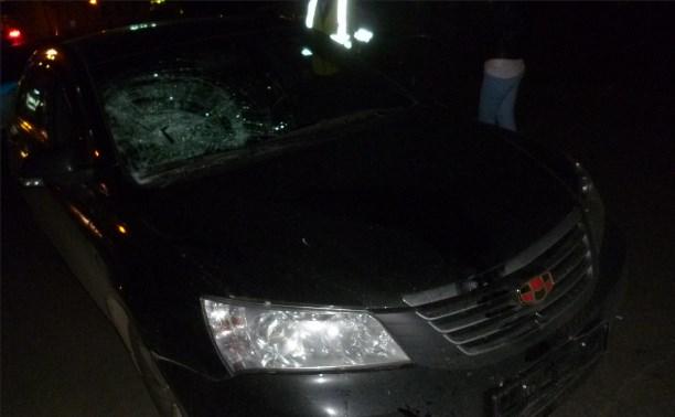 На ул. Менделеевской 12-летний велосипедист попал под колёса легковушки