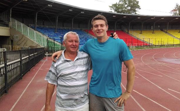 Туляк выиграл золотую медаль на молодёжном первенстве по лёгкой атлетике