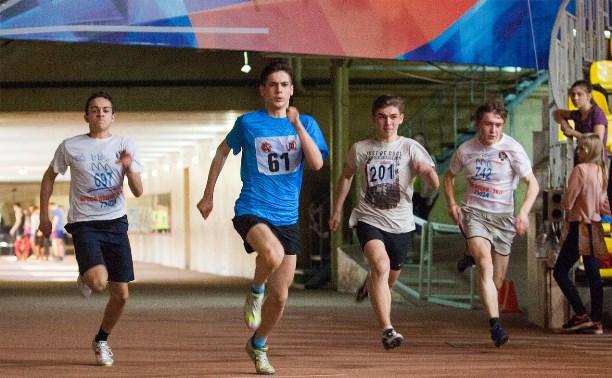 Определились победители легкоатлетического «Дня спринта»