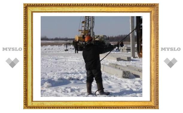 Под Тулой построят новый завод
