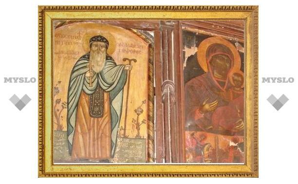 Россия передаст три иконы храму в Греции в память о погибших советских партизанах