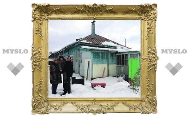 Должников переселят в бараки и коммуналки