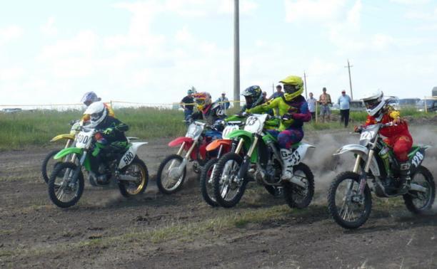 Тульские мотокроссмены отличились в Рязанской области