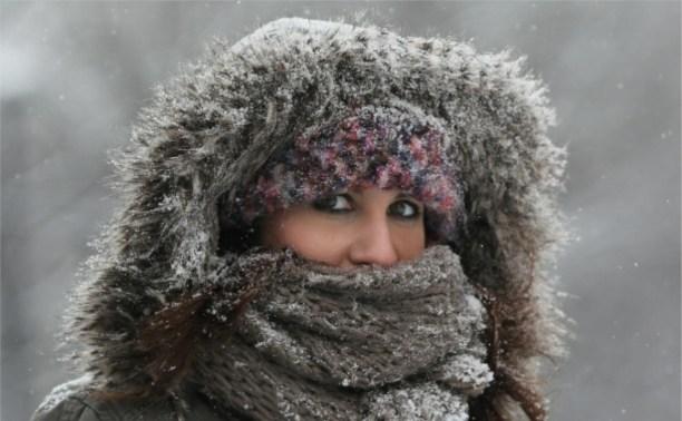 Зима в России будет холодной