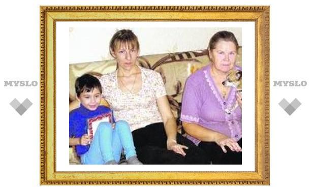 Тульский сирота Филипп нашел маму